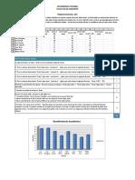 Trabajo de Excel 2019