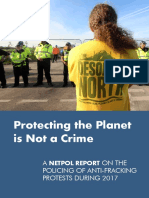 Protecting the Planet is Not a Crime
