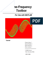Tutorial Matlab Time-Frequency.pdf