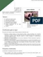 Aguas Residuales - EcuRed