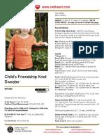 CROCHET - Child's Friendship Knot Sweater.pdf