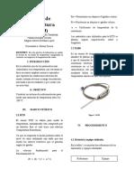 Sensores Pt100