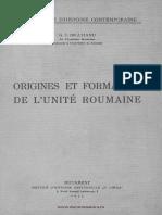 Gh. Bratianu Origine et formation de l'unite roumane.pdf