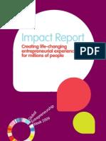 GEW 2009 Global Impact Report