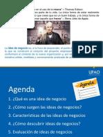 Generalizacion de Ideas de Negocio
