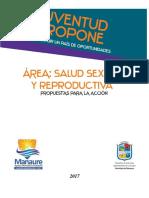 PROYECTO INTEGRAL de Salud Sexual y Reproductiva.docx