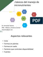 20160613 - Procesos de Acidificación en Agroecosistemas - IPNI - MAvila