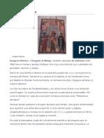 Evagrio Epontico, Gregorio Magno y Juan Casiano