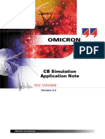 CB Simulation Application Note