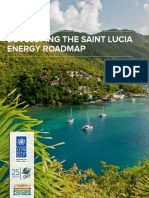 RMI, Saint Lucia Energy Roadmap, 2016