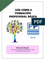 Caderno Formación Profesional Básica 2019