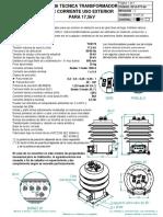 Ficha Tecnica TCs Atel