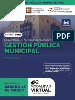 Brochure - Gestion Publica Municipal - Enapp Lima Virtual - Mar 2019 Copia-min