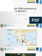 Successful Participatory Environmental Monitoring in Mexico