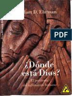 ehrman - donde esta dios.pdf