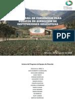 Adecuacion Curricular en El Nivel de Educacion Media General Version Revisada