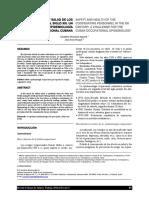 Sistema de Gestión de Seguridad y Salud en El Trabajo (Sg-sst)