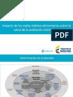 Presentacion Ministro Salud Colombia