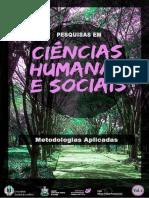 Pesquisas Em Ciencias Humanas e Sociais