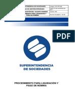 GTH-PR-008 Pago de Nomina