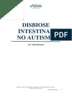 DESBIOSE INTESTINAL NO AUTISMO