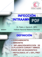 INFECCIÓN INTRAAMNIÓTICA