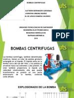 Bombas Centrifugas Final