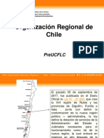 Organizacion Nacional y Regional 8 Marzo
