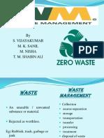 20435243 Waste Management Ppt