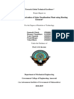 Major Project Report- optimisation of egr cooler