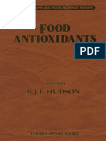[Elsevier Applied Food Science Series] M. H. Gordon (auth.), B. J. F. Hudson (eds.) - Food Antioxidants (1990, Springer Netherlands).pdf