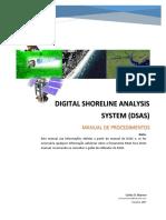 Manual de Procedimento - Digital Shoreline Analysis System - DSAS - 37 Págs