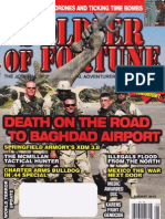 Soldier Of Fortune August 2010