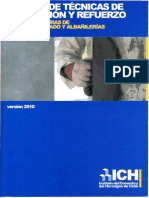 Manual de Tecnicas de Reparacion y Refuerzo -2010 - Full