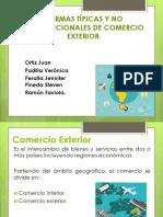 Formas típicas y no convencionales de comercio exterior.pptx