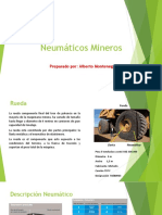 Neumáticos Mineros