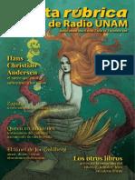 Revista Rúbrica de Radio UNAM_R109