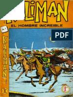 Kaliman - Profanadores de Tumbas #0003