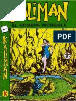 Kaliman - Profanadores de Tumbas #0004