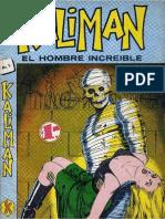Kaliman - Profanadores de Tumbas #0005