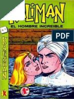 Kaliman - Profanadores de Tumbas #0009