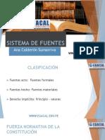 6-3-17 CAP ACS Sistema de Fuentes