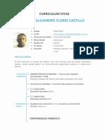 Cv Omar Flores