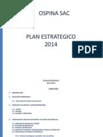 Plan Estrategico Modelo 1
