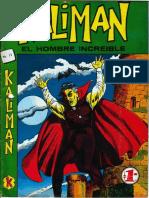 Kaliman - El Valle de Los Vampiros #0012