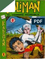 Kaliman - El Valle de Los Vampiros #0017