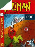 Kaliman - El Valle de Los Vampiros #0018
