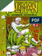 Kaliman - El Valle de Los Vampiros #0021