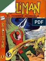 Kaliman - El Valle de Los Vampiros #0032