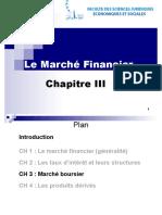 Marché Financier_Chapitre III